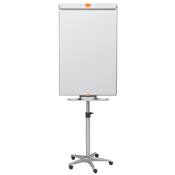 CHEVALET CONFERENCE MAGNETIQUE MOBILE NOBO CLASSIC 100X67.5CM