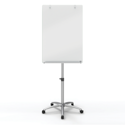 CHEVALET CONFERENCE MAGNETIQUE MOBILE NOBO DIAMOND 69X98CM