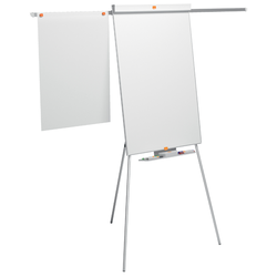CHEVALET CONFERENCE MAGNETIQUE MOBILE NOBO CLASSIC BRAS COULISSANTS 100X68.5CM