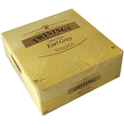 BOITE 100 SACHETS THE EARL GREY TWININGS