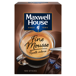 BOITE 100 STICKS CAFE MAXWELL HOUSE